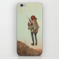 Overcoming Obstacles iPhone Skin