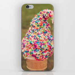 I Scream iPhone Skin