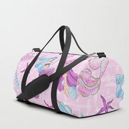 2b60616ff8b4 Mermaid Kisses And Starfish Kisses Duffle Bag