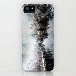 Winter on the Menominee iPhone Case