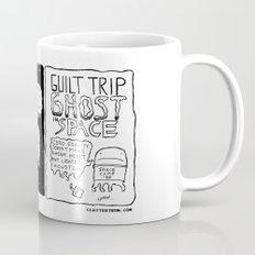 Guilt Trip Ghost in Space Mug