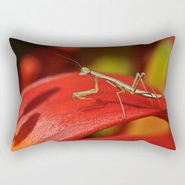 Tiny Hunter Rectangular Pillow