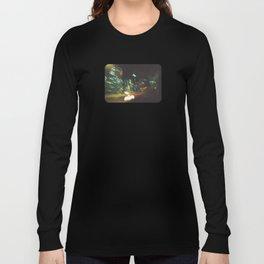 Crazy Taxi Long Sleeve T-shirt