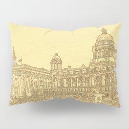 Three Graces (Digital Art) Pillow Sham