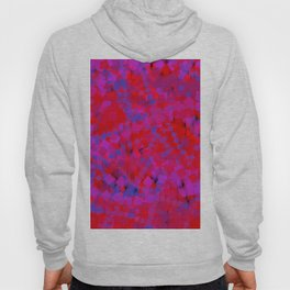 storm of squares Hoody