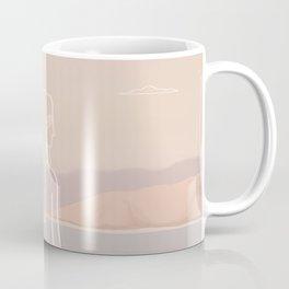 Calm Girl in the Water Coffee Mug