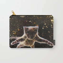 Kitten. In. Space. Carry-All Pouch