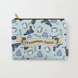 FitzSimmons Biatch Pattern Carry-All Pouch