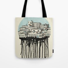 Primary City Tote Bag
