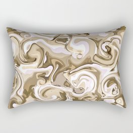coffee fuse Rectangular Pillow