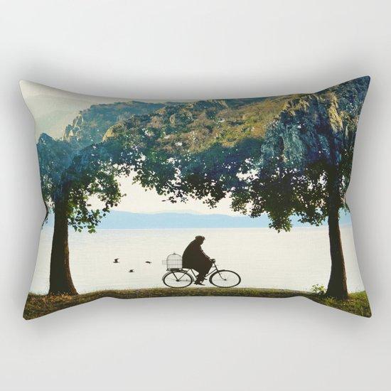 Into the Nature Rectangular Pillow