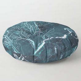Marble Scenery Floor Pillow