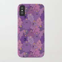 lumpy space princess iPhone & iPod Cases featuring Lumpy Space Princess by Beesants