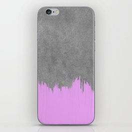 Slate + Paint iPhone Skin
