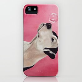 Not a bully iPhone Case