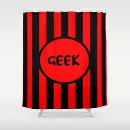 geek Shower Curtain