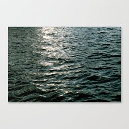 Waves No.4 Canvas Print