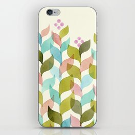 Climbing Vines iPhone Skin