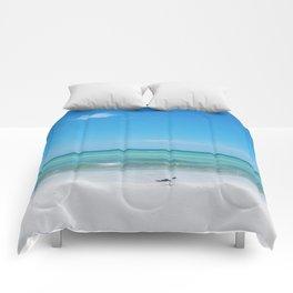 Honeymoon Island Comforters