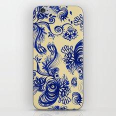 Ultramarine iPhone Skin