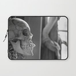 There's Something In Your Teeth Laptop Sleeve