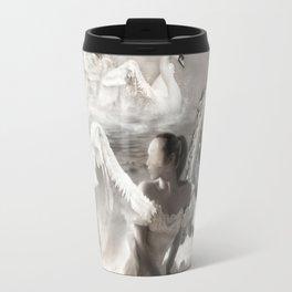 REHEARSED THOUGHTS .version 4 Travel Mug