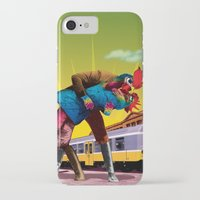 passion iPhone & iPod Cases featuring Passion by Pierre-Paul Pariseau