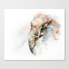 Wild in Samburu . . . Elephant Canvas Print