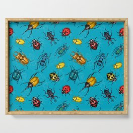 Beetles Serving Tray