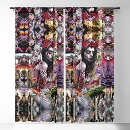 Lilith-Tiamat (Chaos Reigns) Blackout Curtain