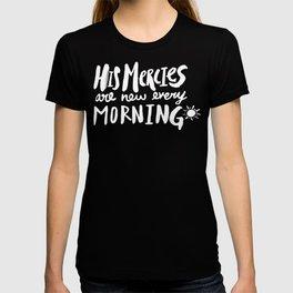 Mercy Morning x Mint T-shirt