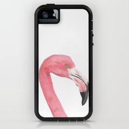 American Flamingo iPhone Case