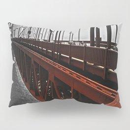 Crossing the Golden Gate Pillow Sham