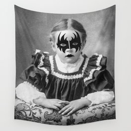 Kiss Me. Wall Tapestry
