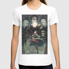 THE RIFLE'S SPIRAL T-shirt