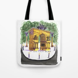 Soldiers and Sailors Arch Tote Bag