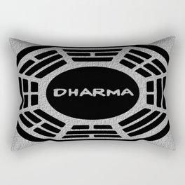 DHARMA INITIATIVE  Rectangular Pillow
