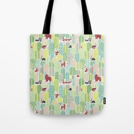 Welcome to the forest! Tote Bag