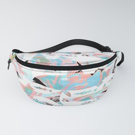 Bohemian Color Fishes I. Fanny Pack