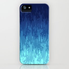 Meltdown Cold iPhone Case
