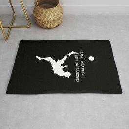 Ibra Feel Legends Rug