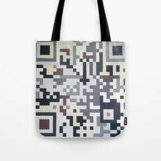 Number Five Multicolour  Tote Bag