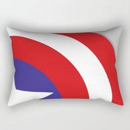 American Hero Rectangular Pillow