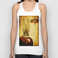 bat man Tank Tops featuring Bat-Man by Ganech joe