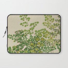 Maidenhair Ferns Laptop Sleeve