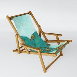 A Mermaid Tail I Sling Chair