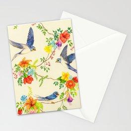 Summer Roundelay Stationery Cards
