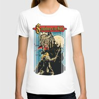 castlevania T-shirts featuring Symphony of the night by MeleeNinja