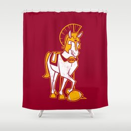 USC Shower Curtain