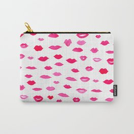 Kiss Kiss Bang Bang Carry-All Pouch
